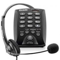 TELEFONE HEADSET HST 6000 ELGIN