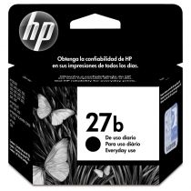 CARTUCHO HP 27 EVERY DAY PRETO 11ML C8727BB