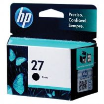 CARTUCHO HP 27 PRETO 11ML C8727AB
