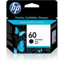 CARTUCHO HP 60 PRETO (N) 4,5ML CC640WB