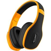 Headfone Com Microfone Preto/Amarelo Pulse PH148 Multilaser