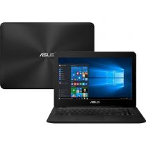 Notebook Asus Z450UA-WX002T Preto (Core i5-6200U 2.3~2.8ghz/4GB/1TB/14 LED/DVD-RW/Web/Card/Blue/W10)