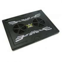 Base Para Notebook Com 2 Coolers Legend Preto NP-701 Evercool