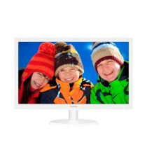 Monitor 21,5  LED Full HD, HDMI, 223V5LHSW Branco Widescreen Philips