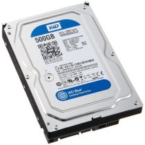 HD 500GB 7200rpm 64mb Sata III 6GB/S (I) Blue WD5000AZLX Western Digital