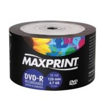 DVD-R 4.7GB 50un 506161 Maxprint