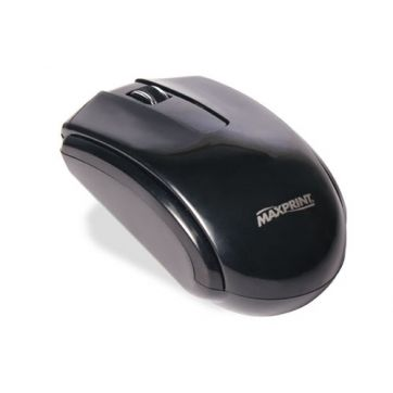 MOUSE PS2 OPTICO PRETO 606377 MAXPRINT
