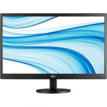 Monitor 18,5  LED E970SWNL Preto Widescreen AOC