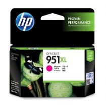 Cartucho HP 951 XL Magenta 17ml (N) CN047AB