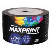 DVD-R 4.7GB 50un 506066 Maxprint