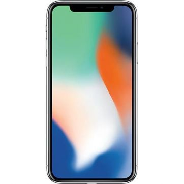 iPhone X 64GB Prata MQAK2LL/A Apple