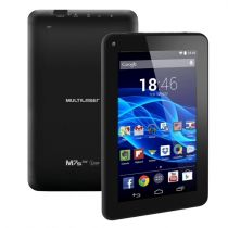 Tablet M7S Plus 7  Wi-Fi, Bluetooth 8GB Preto NB273 Multilaser