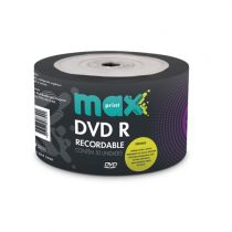 DVD-R 4.7GB Printable 50un 506071 Maxprint