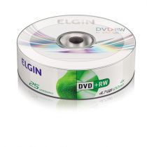 DVD+RW 4.7GB Printable 1un 82085 Elgin