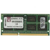 Memoria Notebook 2GB DDR3 1333mhz KVR1333D3S8S9/2G Kingston