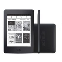 E-Reader Kindle Paperwhite Wi-Fi 4GB Preto Amazon