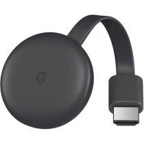 Google Chromecast 3 Preto HDMI Streaming