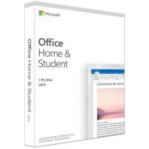 Kit Licença De Uso Do Office Home & Student 2019 SKU-79G-05092 (1 PC) (Download)