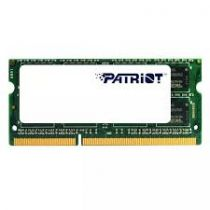 Memoria Notebook 8GB DDR3 1600mhz SODIMM CL11 PSD38G1600L2S Patriot