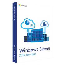 Kit Licença De Uso Software Windows Server Standard 64 bits 2016 OEI DVD P73-07108