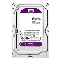 HD 1TB 5400rpm 64mb Sata III 6GB/S Purple WD10PURZ (I) Western Digital