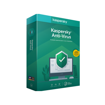 Kit Licença De Uso Do Kaspersky Antivirus 1-User Pack (1 Ano) DOWNLOAD